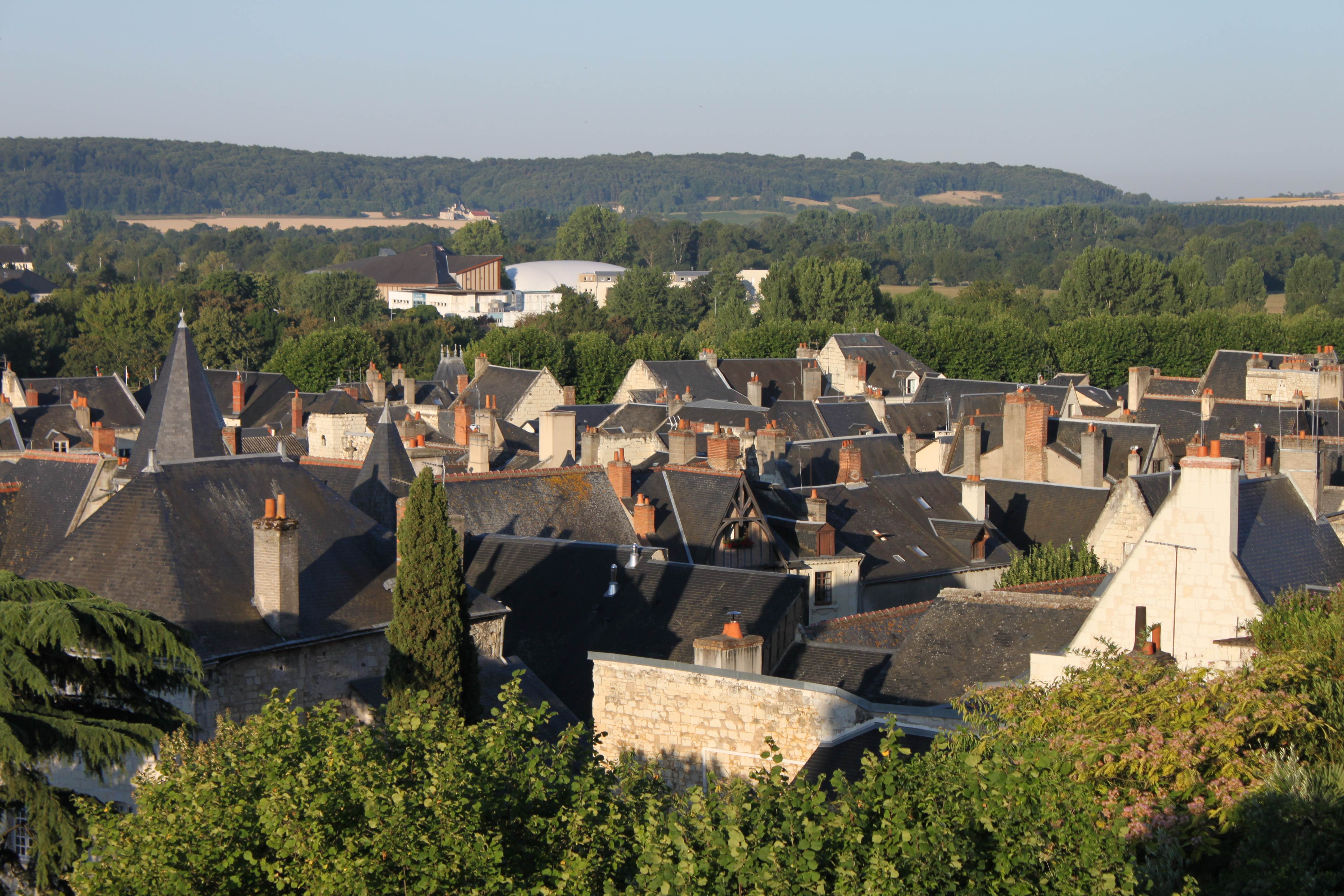 Chinon France  City pictures : Home Base – Chinon, France | Cooking in Tongues