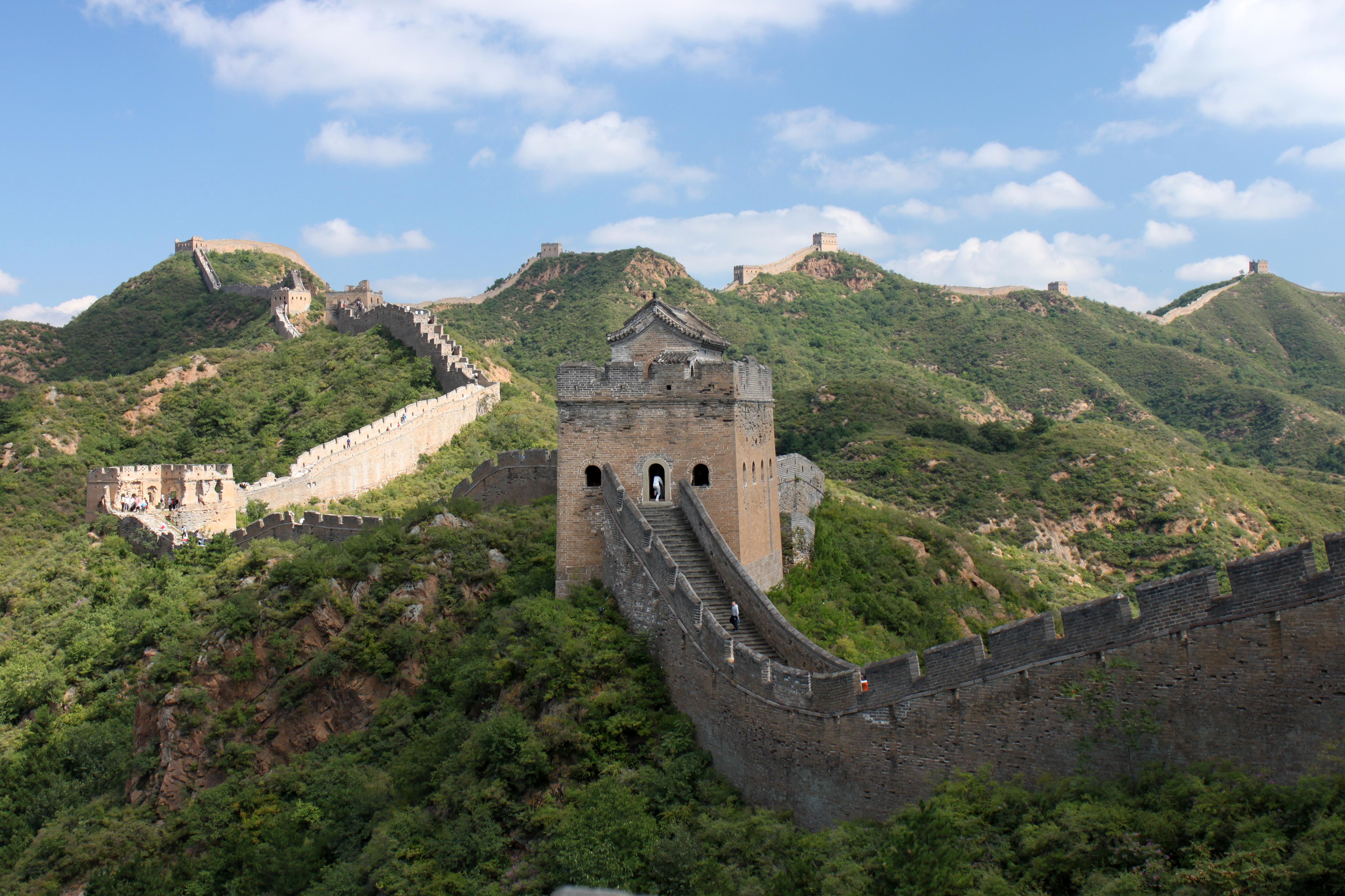 Trekking the Great Wall at Simatai and Jinshanling