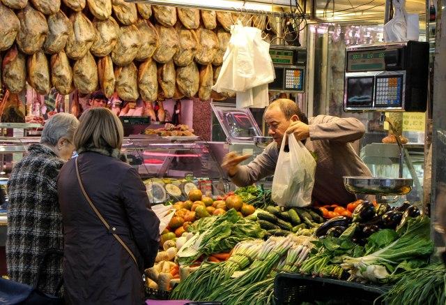 Valencia - Mercado Central