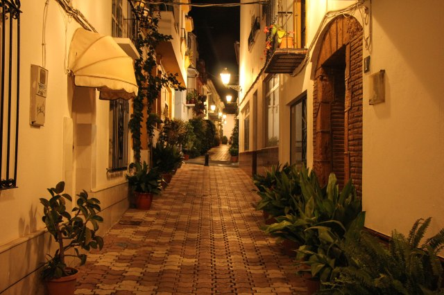 Marbella - old town