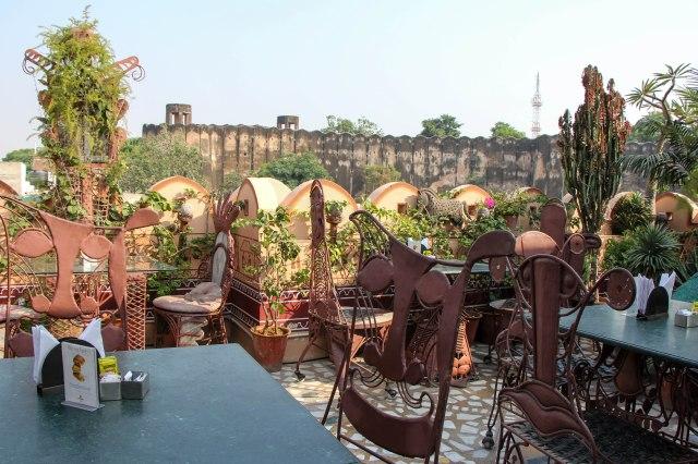 Jaipur - Peacock Rooftop Restaurant