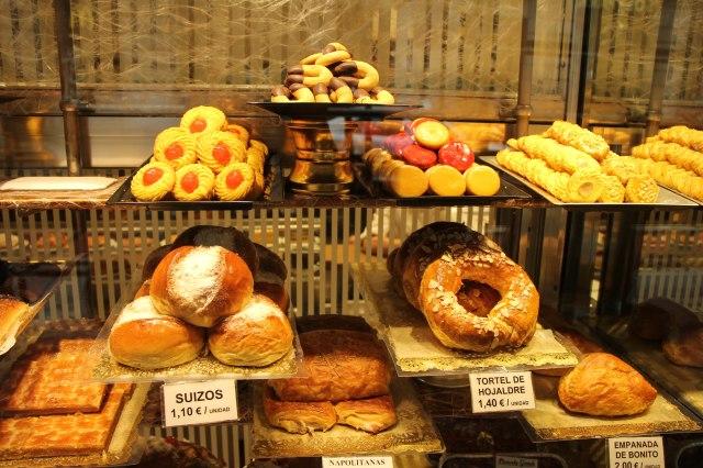 La Mallorquina pastry shop
