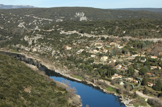 Ardèche River