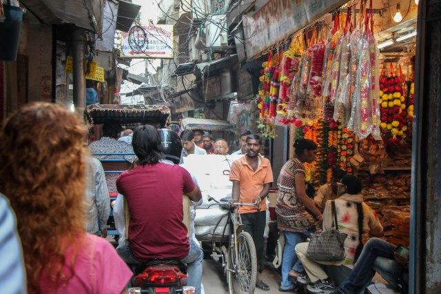 Old Delhi - Bazar