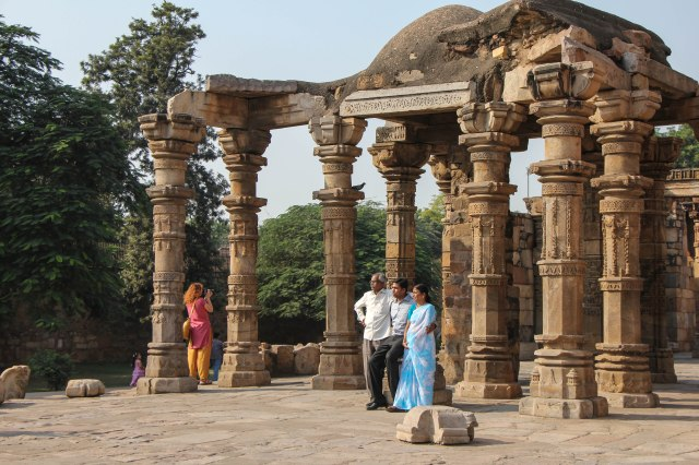 Delhi - Qutb Minar