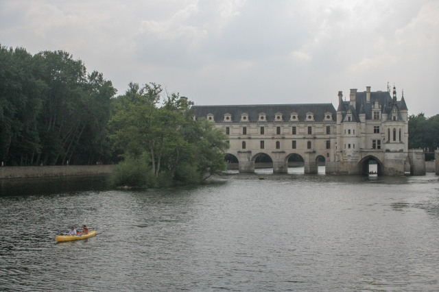 Chateau Chenonceau -Photo taken summer 2006