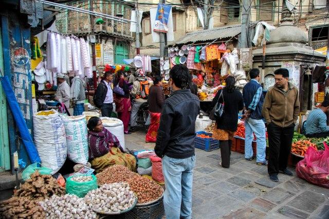 Kathmandu, Nepal - Old Town