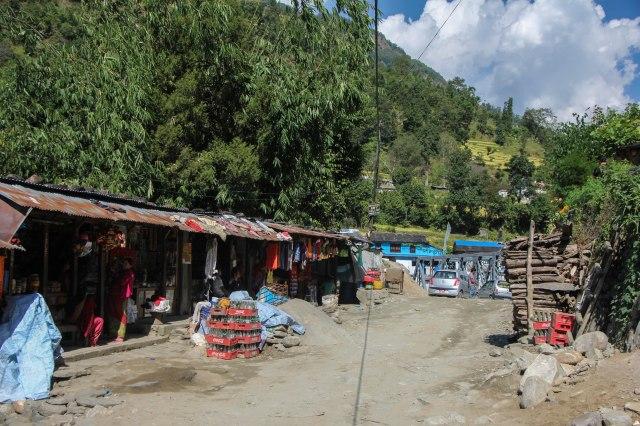 Nayapul to Tikhedhungga (4)