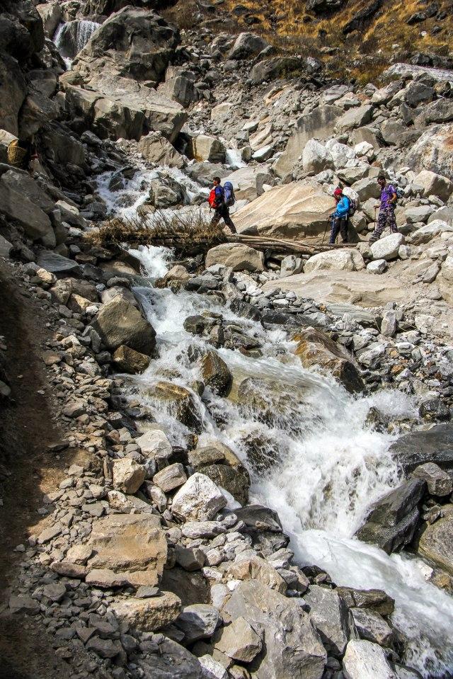 Trekking Annapurna ABC - Bamboo to Deurali (13)