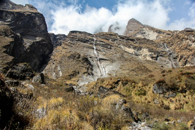 Trekking Annapurna ABC - Bamboo to Deurali (14)