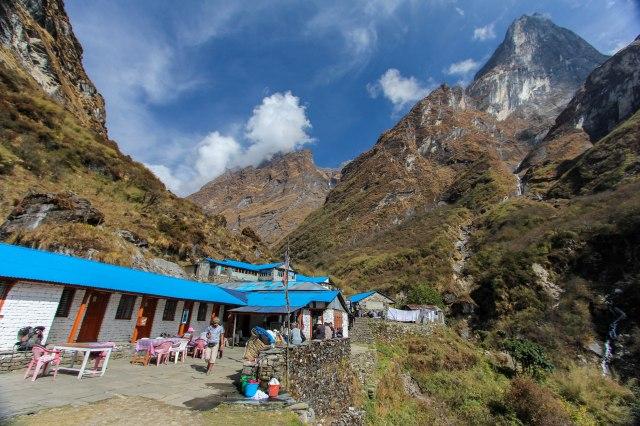 Trekking Annapurna ABC - Bamboo to Deurali (16)