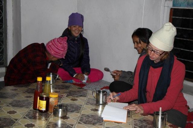 Trekking Annapurna ABC - Bamboo to Deurali (17)