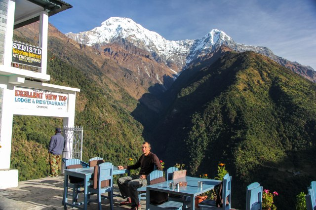 Trekking Annapurna ABC - Chomrong to Bamboo (5)
