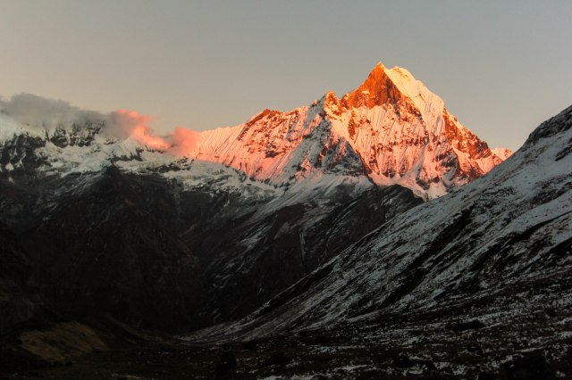 Trekking Annapurna ABC - Deurali to ABC (1)