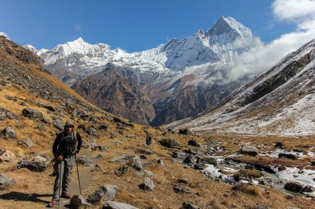 Trekking Annapurna ABC - Deurali to ABC (13)