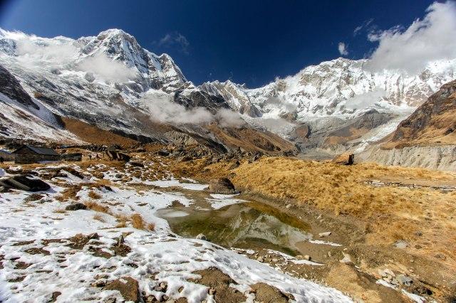 Trekking Annapurna ABC - Deurali to ABC (14)