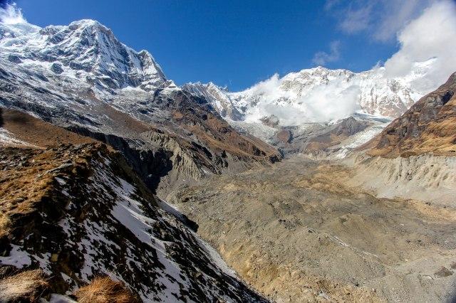 Trekking Annapurna ABC - Deurali to ABC (15)