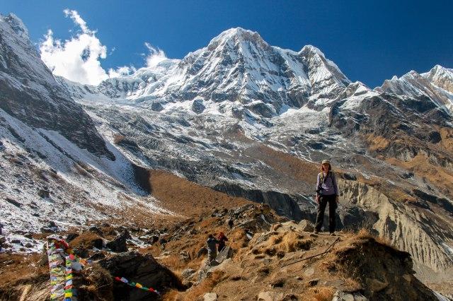 Trekking Annapurna ABC - Deurali to ABC (17)