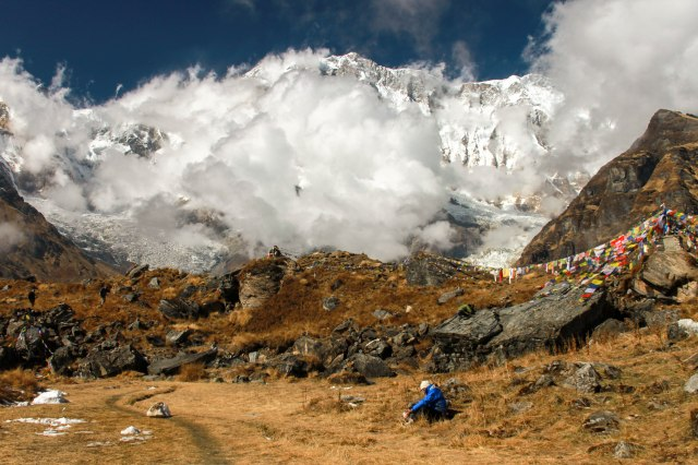 Trekking Annapurna ABC - Deurali to ABC (18)
