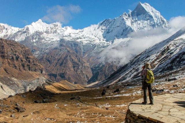 Trekking Annapurna ABC - Deurali to ABC (4)