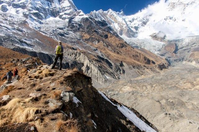 Trekking Annapurna ABC - Deurali to ABC (6)