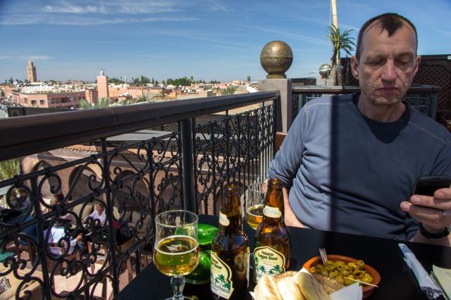 Marrakesh - Kosybar
