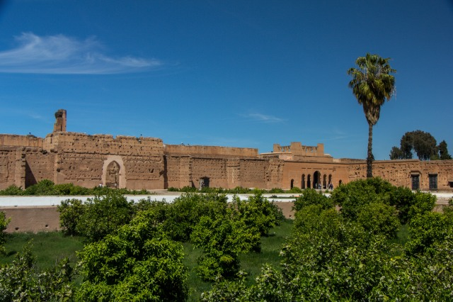 Marrakesh - Badi Palace