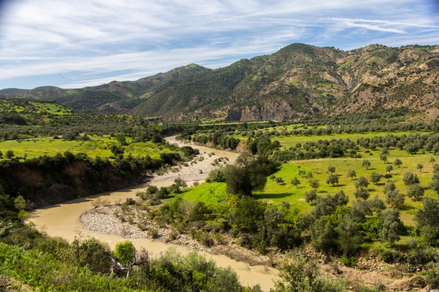 Drive from Fez to Chefchaouen