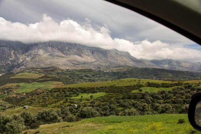 Drive back to Chefchaouen