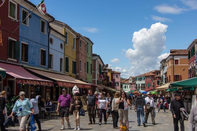 Burano - Main Street
