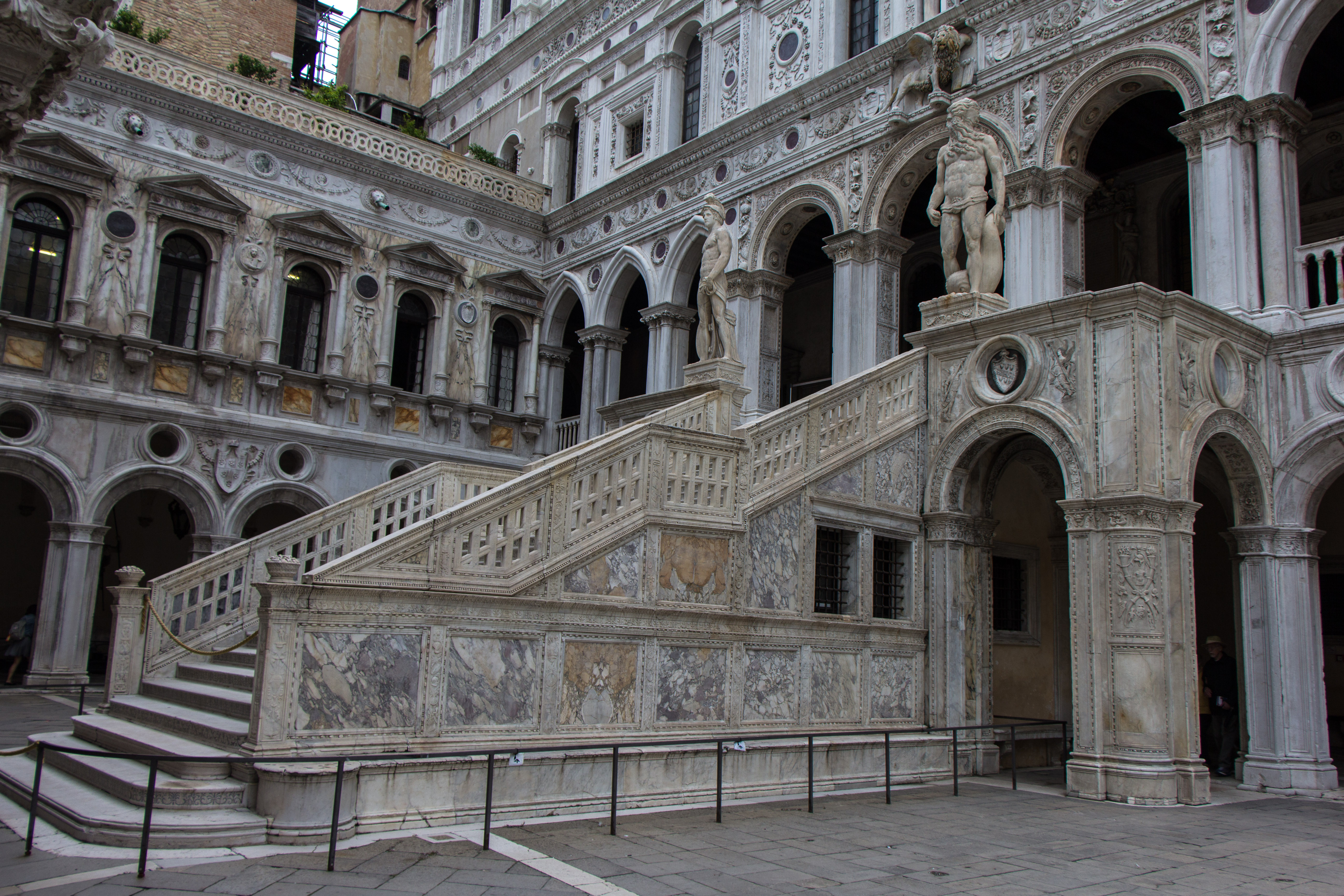 how to say doge palace