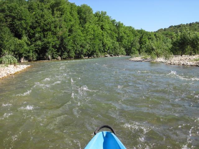 Gardon River Canoe Trip