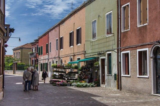Back Streets of Murano