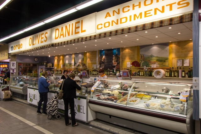Olives Daniel