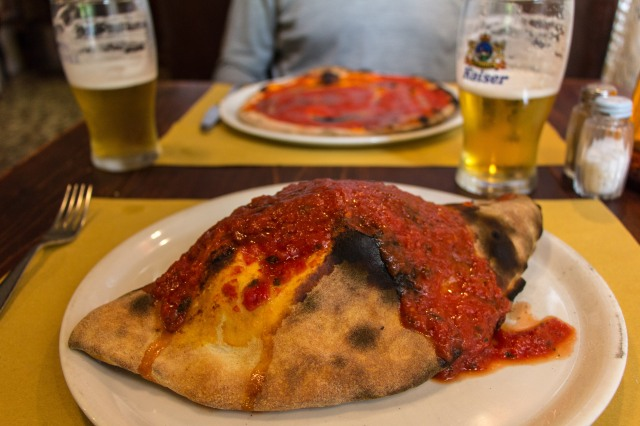 Venice - Pizzeria al Nono Risorto