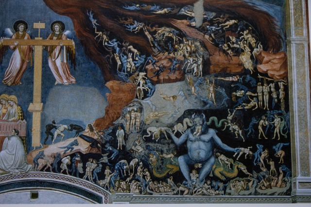 "Hell in the ""Last Judgment"""