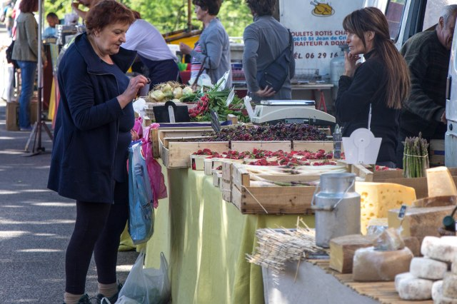 St Jean du Gard Tuesday Market-1-2