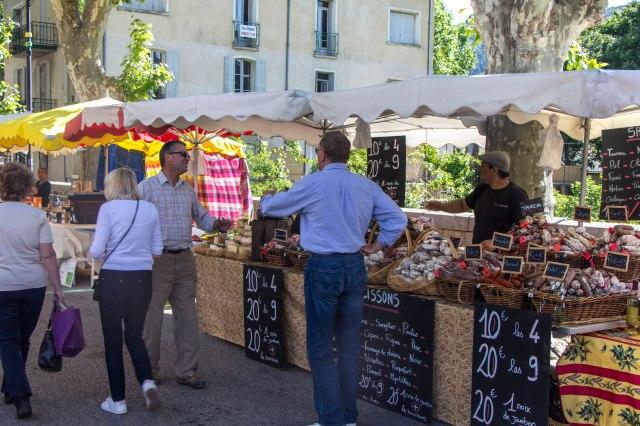 St Jean du Gard Tuesday Market-1-3
