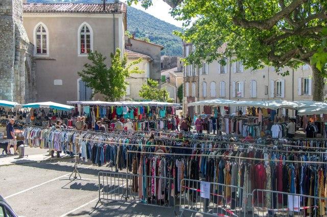 St Jean du Gard Tuesday Market-1-4