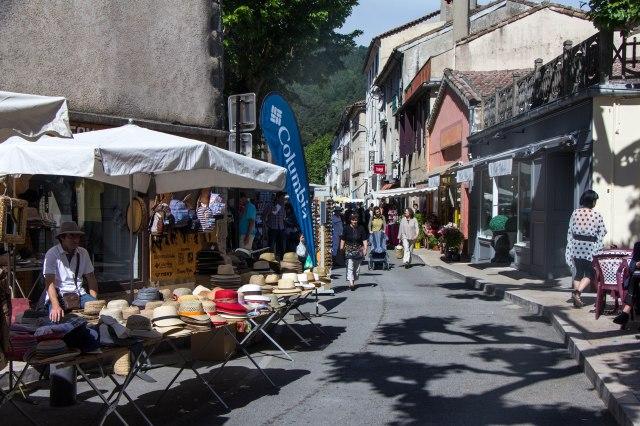 St Jean du Gard Tuesday Market-1-7