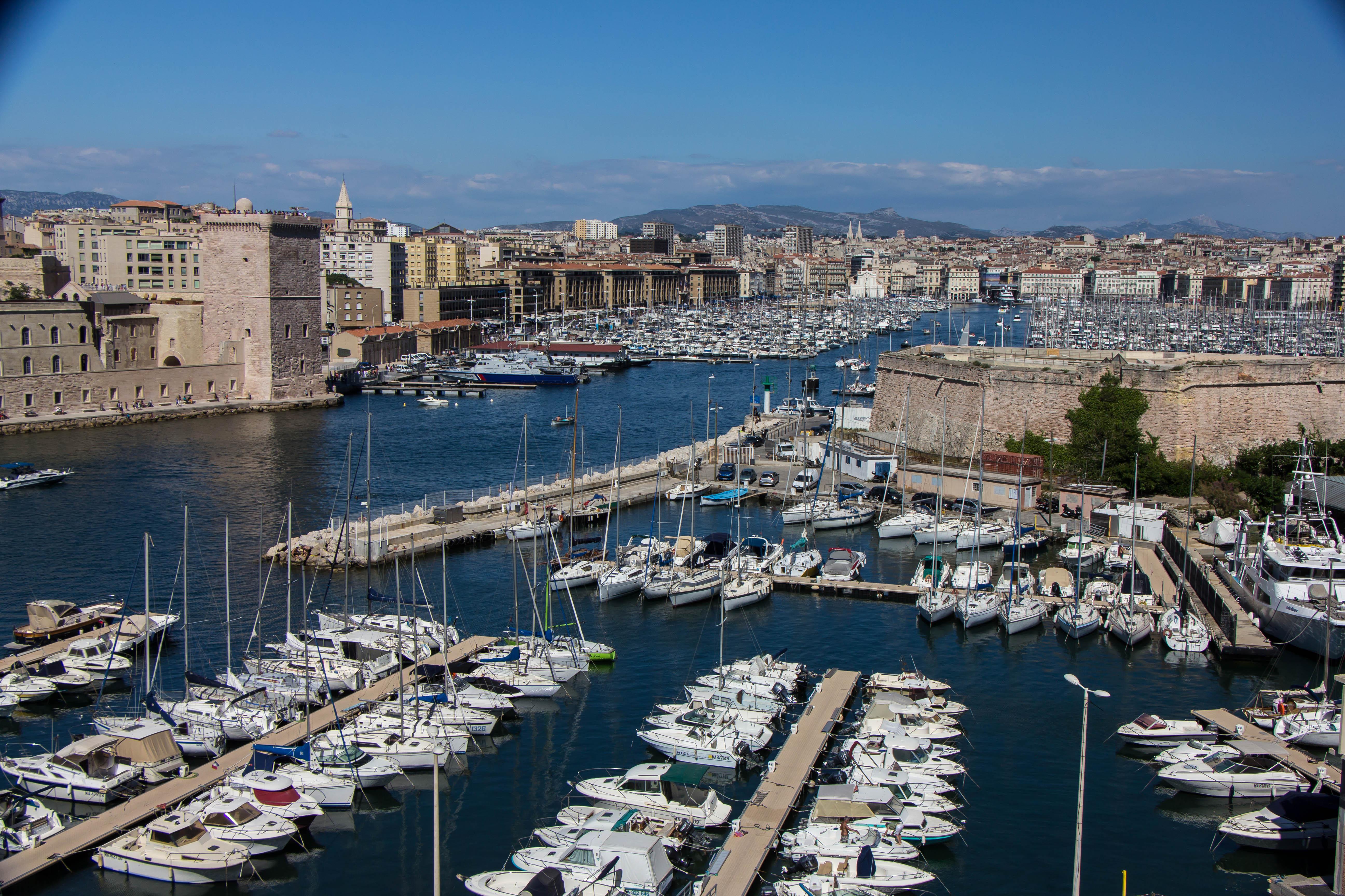Vieux Port Marseille Hotel