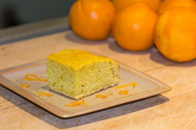 Olive Oil Orange Cake-2