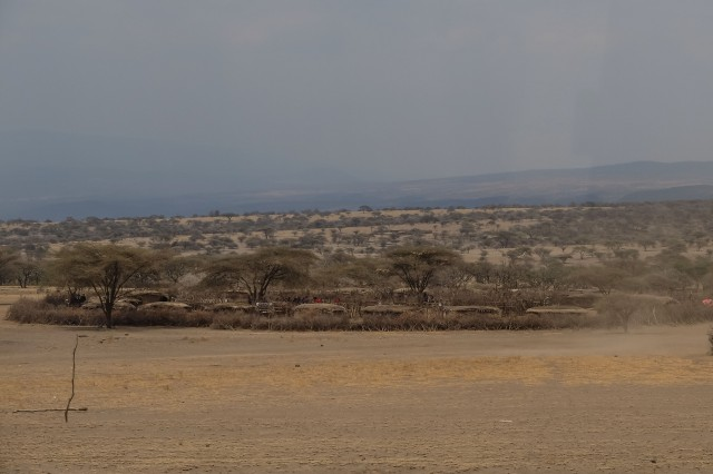 Maasai Village courtesy of Hali Chamney