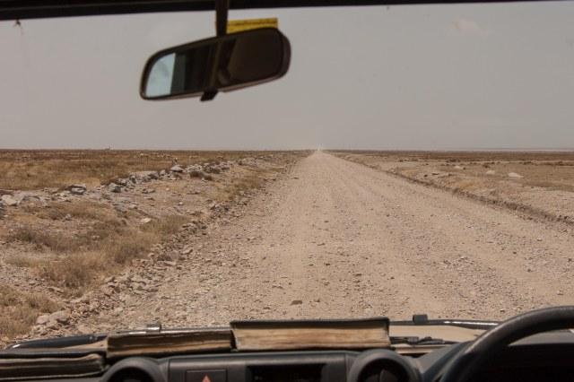 Drive Central Serengeti to Ngorongoro Crater