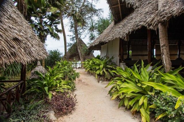 Zanibar - Matemwe Beach Village