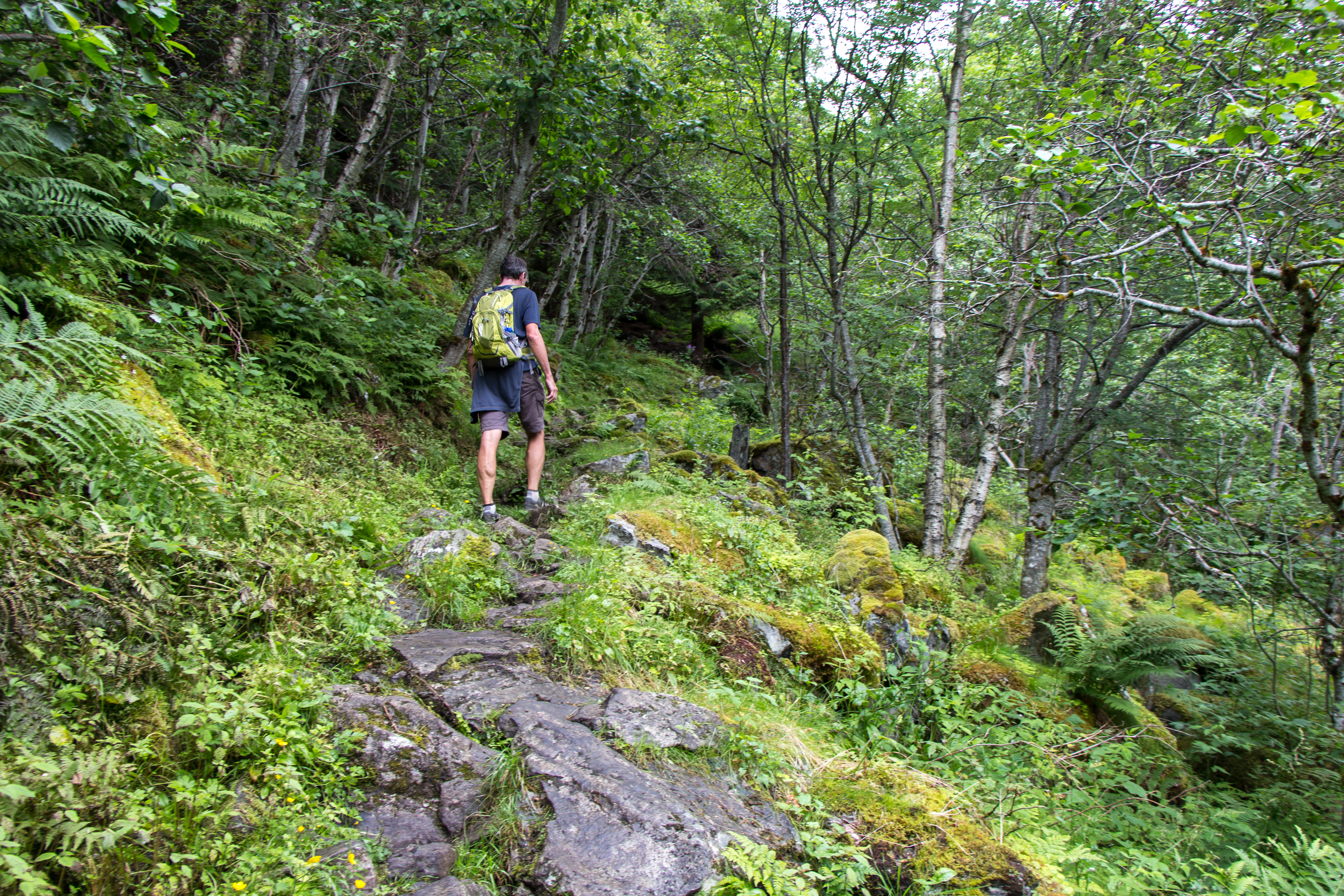 Day Hike, Geiranger, Norway | Cooking in Tongues