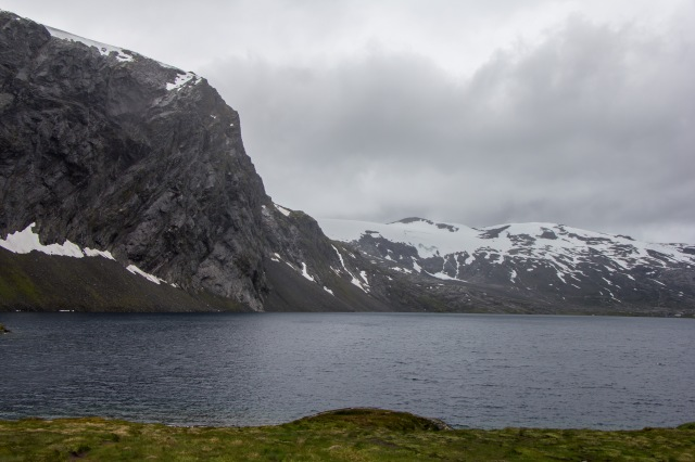 Drive from Lom to Geiranger
