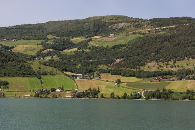 Drive from Oslo to Jotunheimen