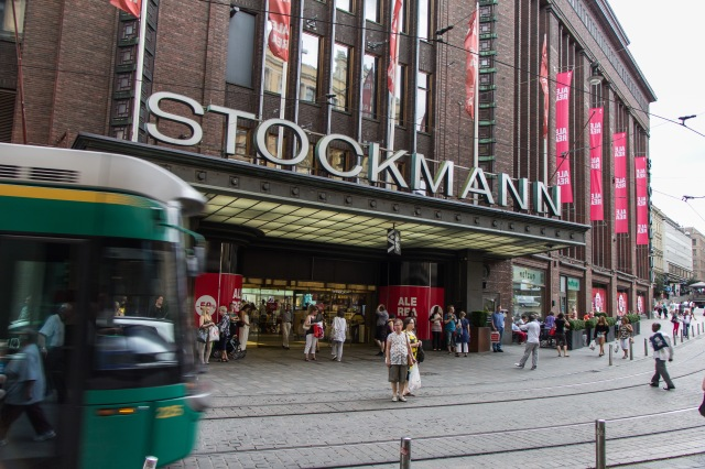 Stockman Department Store