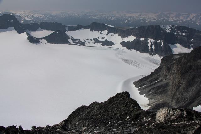 Jotunheimen - Galdhopiggen Peak-9
